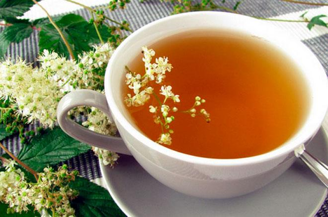 Чай из таволги