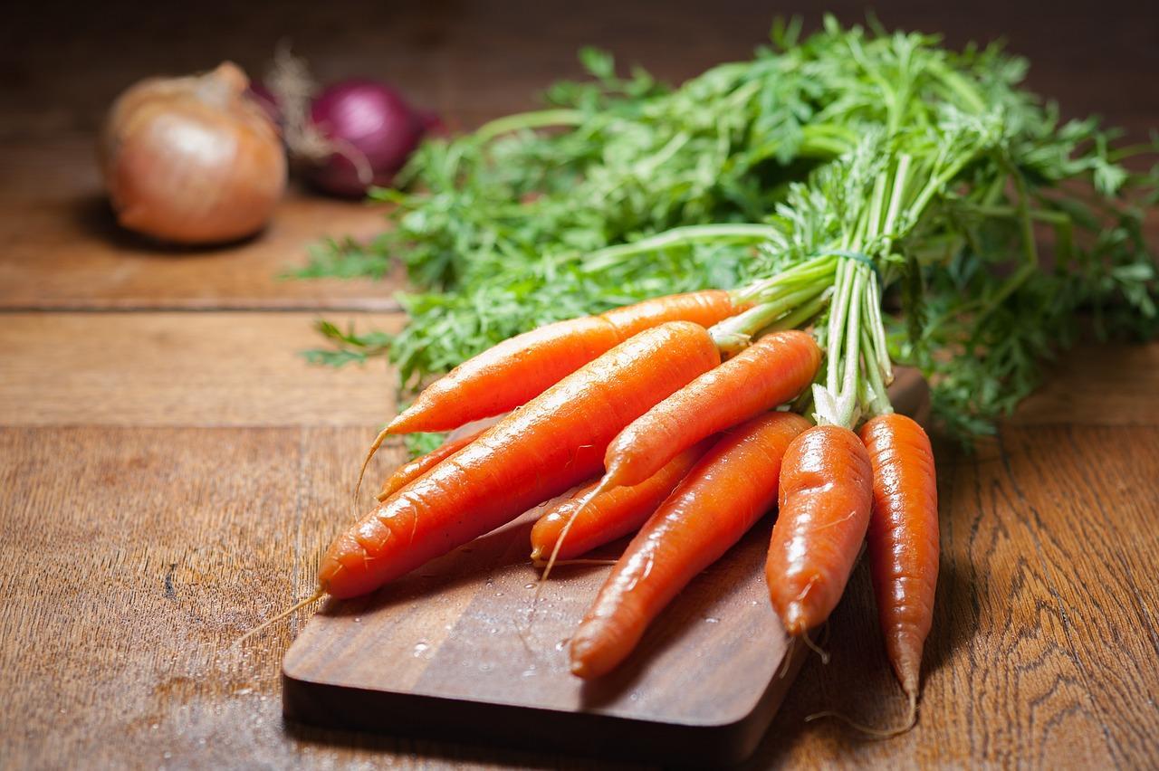 Морковь лечебные свойства